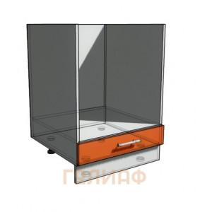 Нижний шкаф 60 под духовой шкаф (500)