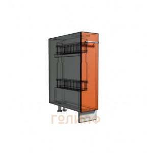 Нижний шкаф 20 под бутылочницу (500)