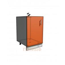 Нижний шкаф 50 1Д под мойку (500)