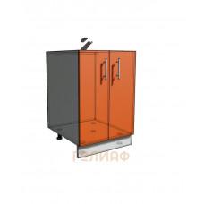 Нижний шкаф 55 2Д под мойку (500)