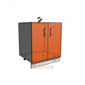 Нижний шкаф 70 см под мойку (500)