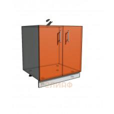 Нижний шкаф 75 2Д под мойку (500)