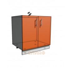 Нижний шкаф 80 2Д под мойку (500)