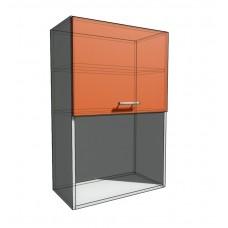 Верхний навесной шкаф 60 см с открытой полкой 1Д гор (920)