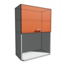 Верхний навесной шкаф 65 см с открытой полкой СВЧ (920)