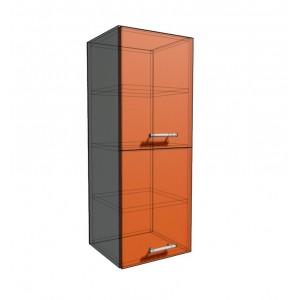 Верхний навесной шкаф 35 см 2Д гор (920)