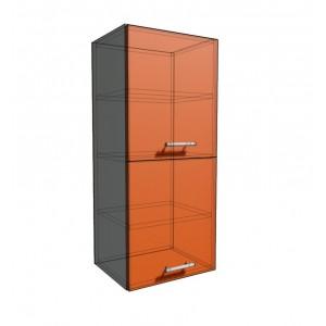Верхний навесной шкаф 40 см 2Д гор (920)