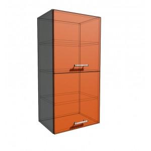 Верхний навесной шкаф 45 см 2Д гор (920)
