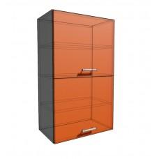 Верхний навесной шкаф 55 см 2Д гор (920)