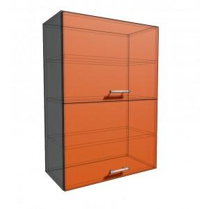 Верхний навесной шкаф 65 см 2Д гор (920)