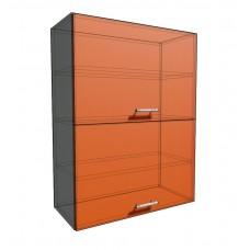 Верхний навесной шкаф 70 см 2Д гор (920)