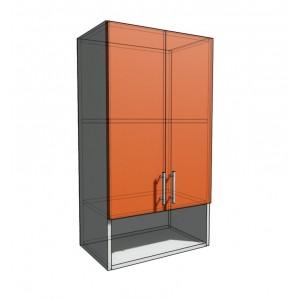 Верхний навесной шкаф 50 см с открытой полкой 2Д (920)