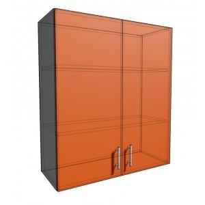 Верхний навесной шкаф 80 см 2Д (920)