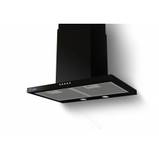 Декоративная кухонная вытяжка LEX T 600 Black