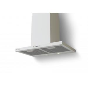 Декоративная кухонная вытяжка LEX T 600 White