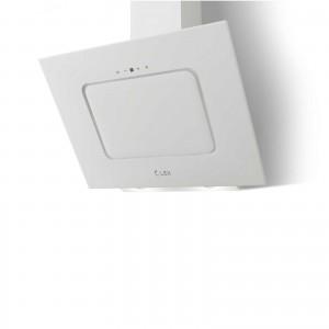 Наклонная кухонная вытяжка LEX Luna 600 WHITE