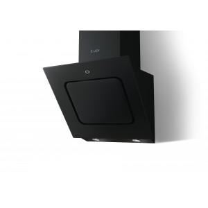 Наклонная кухонная вытяжка LEX Luna 600 Black