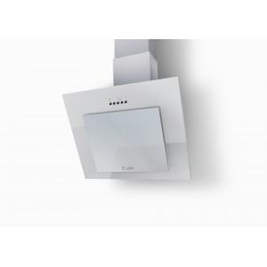 Наклонная кухонная вытяжка LEX Mini 500 White