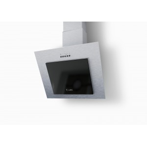 Наклонная кухонная вытяжка LEX Mini 600 Inox