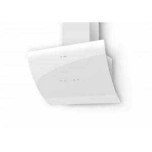 Наклонная кухонная вытяжка LEX Plaza 600 White