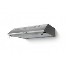 Плоская кухонная вытяжка LEX SIMPLE 2M 600 INOX