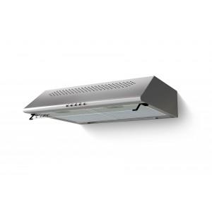 Плоская кухонная вытяжка LEX SIMPLE 600 INOX