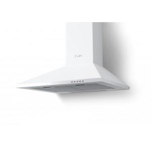 Купольная кухонная вытяжка LEX Basic 600 White