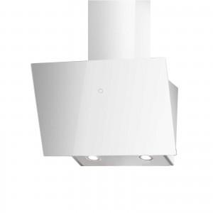 Наклонная кухонная вытяжка LEX Touch 600 White