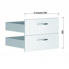 Ящик в секцию 500 360х500х450 для 2400