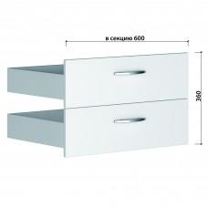 Ящик в секцию 500 360х500х600 для 2400