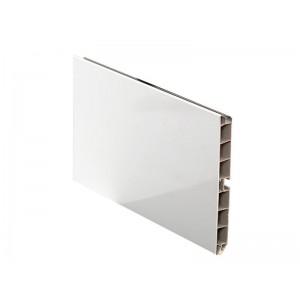 Цоколь кухонный PVC однотонный, L=4000мм