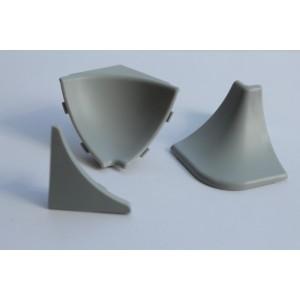 Комплект заглушек (Элит 2, Плато 2) - серый