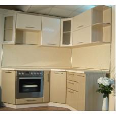 Кухня металлик Омела + Макиотти 2х1,5 метра