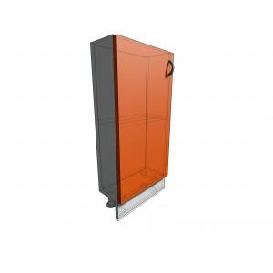Нижний шкаф 40 рабочий стол (200)